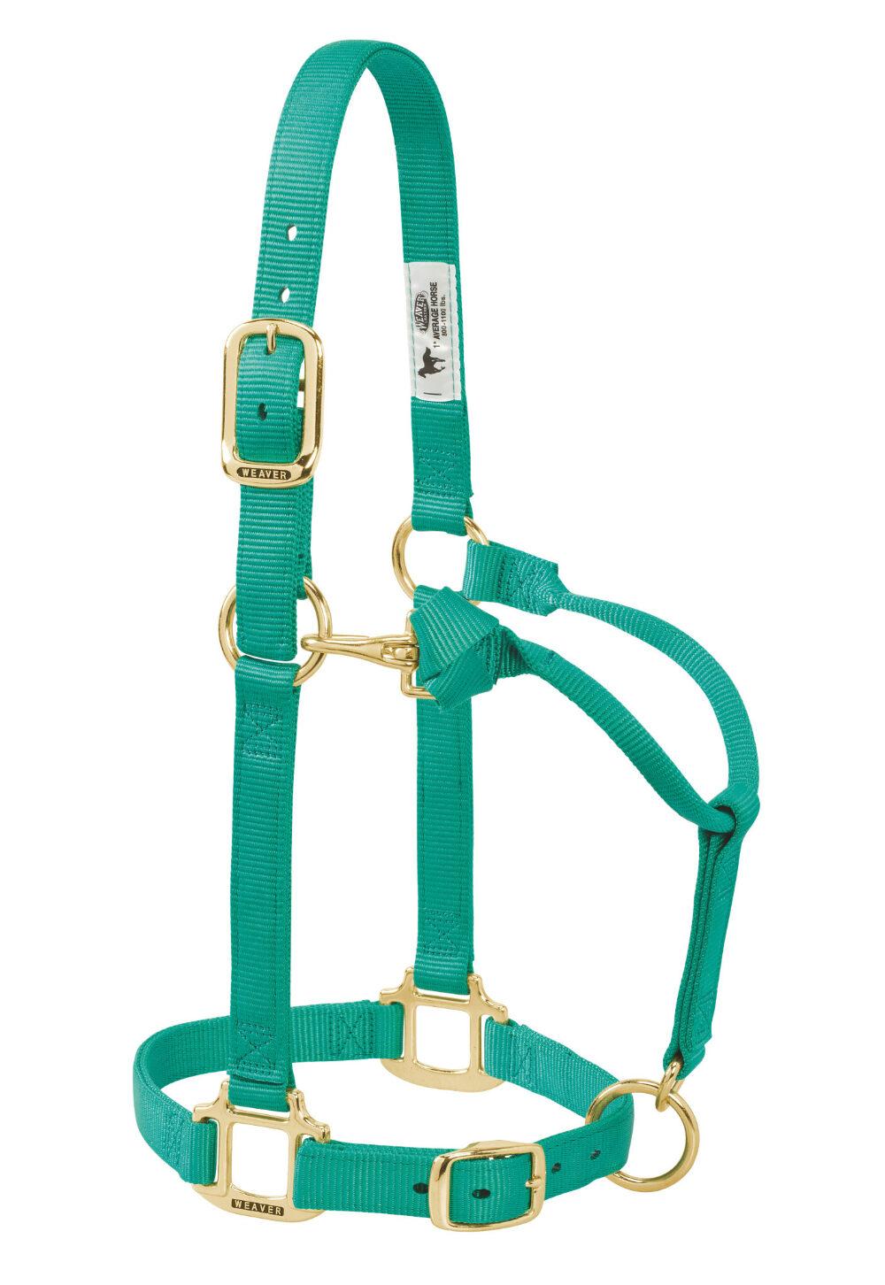 Halfter Weaver Trendy - Smaragdgrün